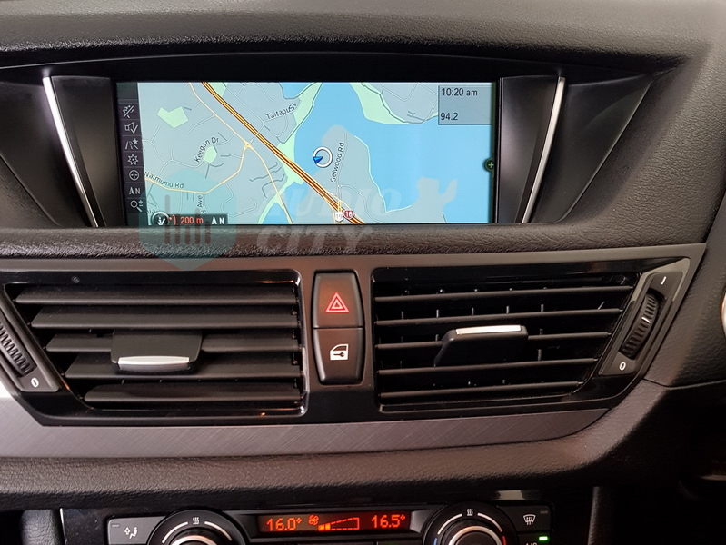 BMW GPS Navigation Map Update & Radio Conversion from Japan